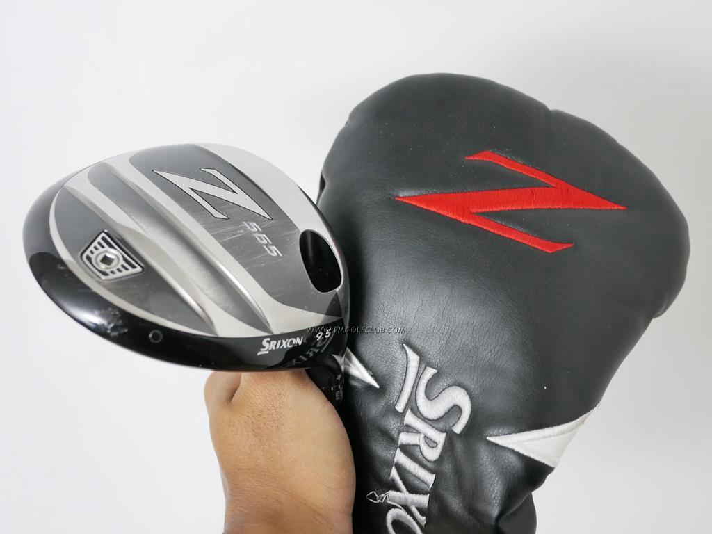 Driver : Other Brand : ไดรเวอร์ Srixon Z565 (460cc.) Loft 9.5 Flex S