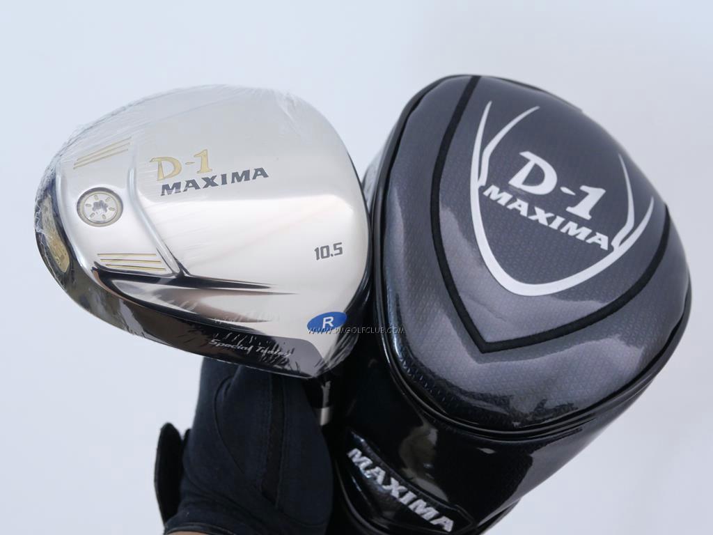 Driver : Ryoma : **ของใหม่ ยังไม่แกะพลาสติก** Ryoma D-1 Maxima Special Tunning (รุ่นปี 2015 หน้าเด้งเกินกฏ) Loft 10.5 ก้าน Tour AD MX-D Flex R