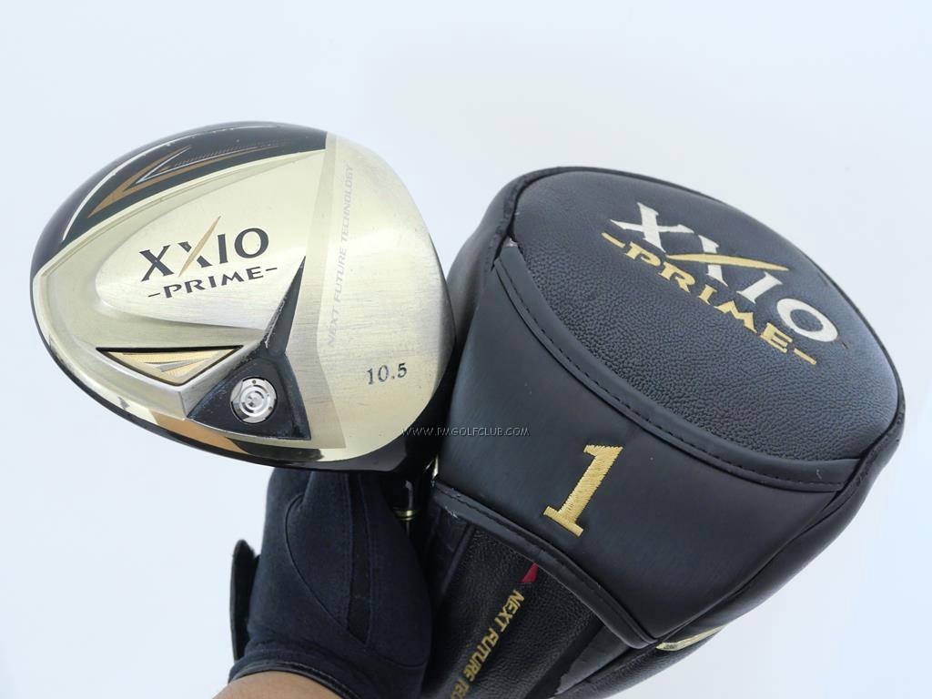 Driver : XXIO : XXIO Prime 7 (รุ่นท๊อปสุด) Loft 10.5 ก้าน SP-700 Flex R