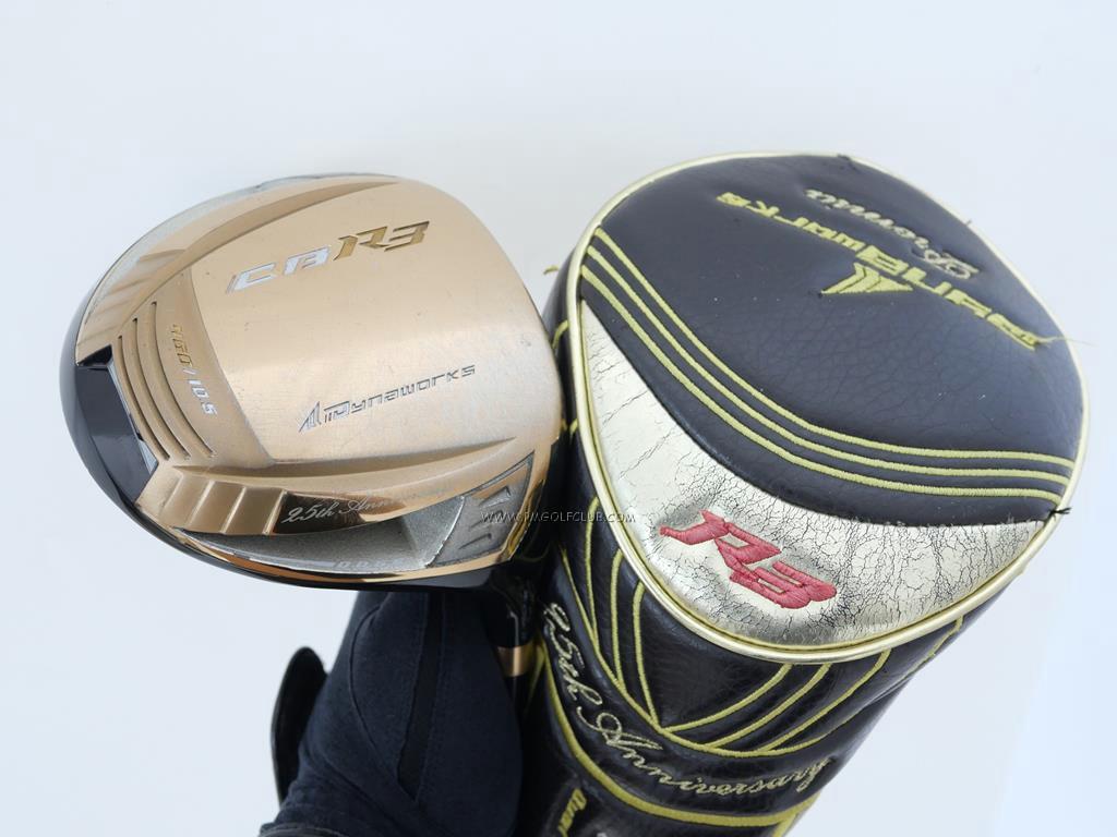 Driver : Worksgolf : ไดรเวอร์ Works Golf CBR3 25th Anniversary (รุ่นพิเศษ เด้งเกินกฏ หน้าบางสุดๆ) Loft 10.5 ก้าน UST Mamiya Premia ATTAS Flex R