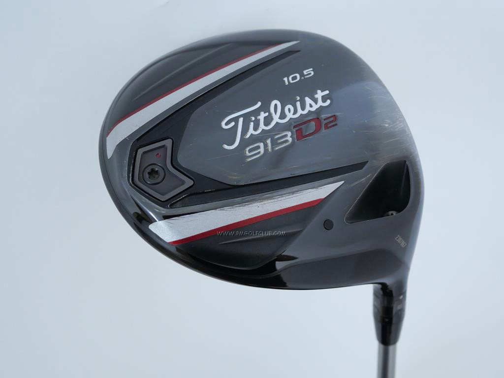 Driver : Other Brand : Titleist 913D2 Loft 10.5 ก้าน Mitsubishi Diamana 60 Flex S