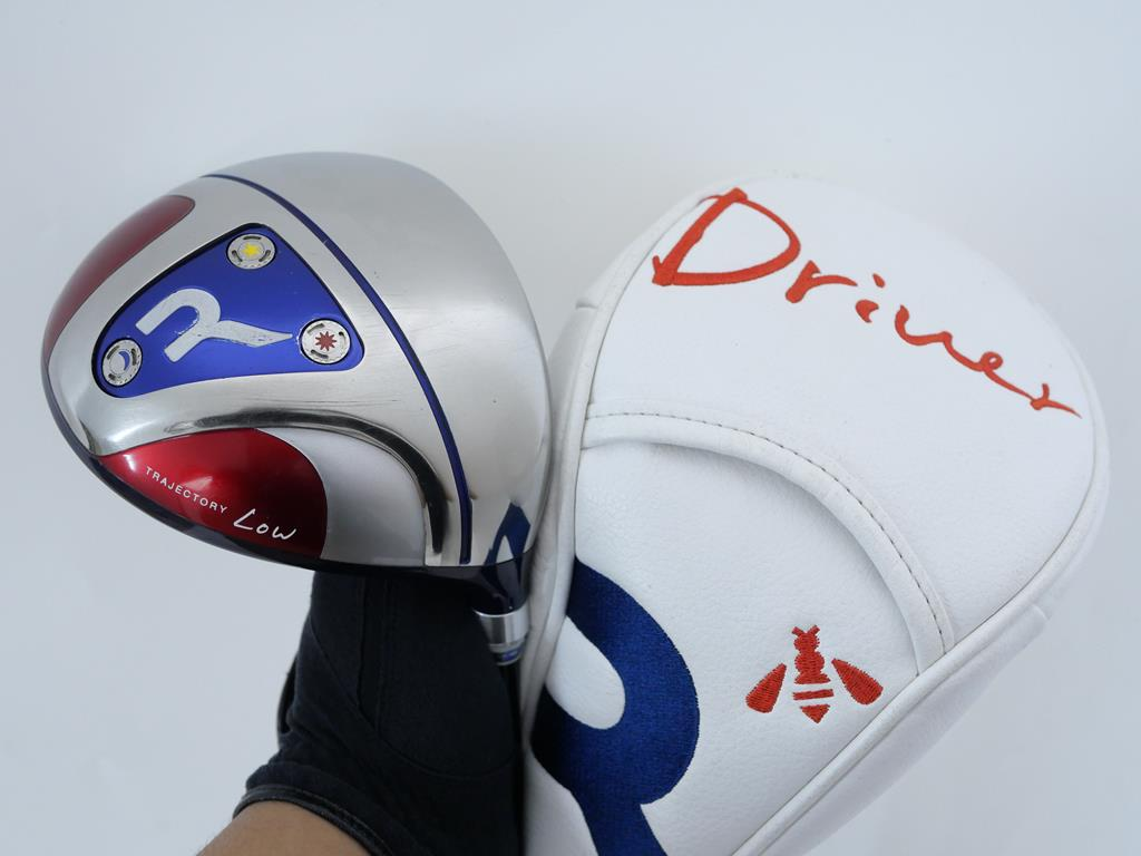 Driver : Other Brand : ไดรเวอร์ Roddio Type M (460cc.) Loft 9 ก้าน TRPX Prototype Flex SX