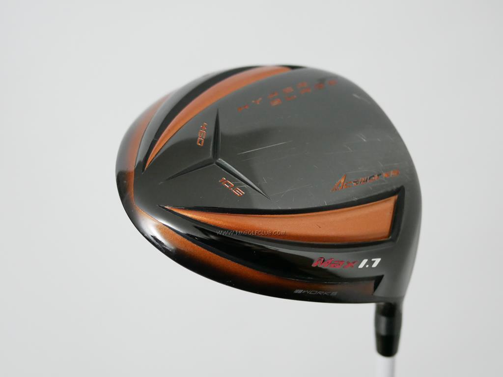 Driver : Worksgolf : Works Golf HyperBlade Premia Max 1.7 (รุ่นพิเศษ หน้าบางเพียง 1.7 มิล หน้าเด้งสุดๆๆๆ) Loft 10.5 Flex R