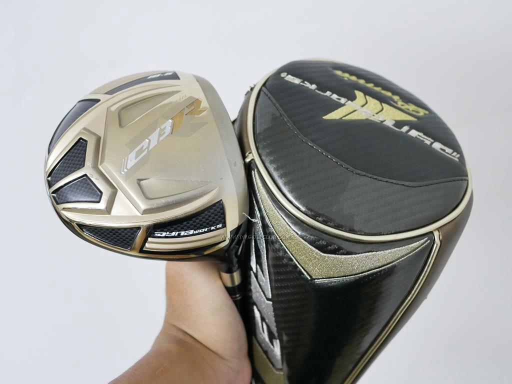 Driver : Worksgolf : ไดรเวอร์ Works Golf CBR Premier (รุ่นพิเศษ หน้าเด้งเกินกฏ หน้าบางสุดๆ) Loft 10.5 Flex S