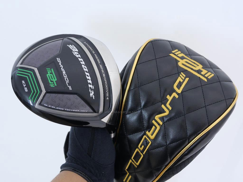 Driver : Worksgolf : ไดรเวอร์ Works Golf Dynamix (รุ่นปี 2018) Loft 10.5 ก้าน Mitsubishi Rayon HISHO Flex S