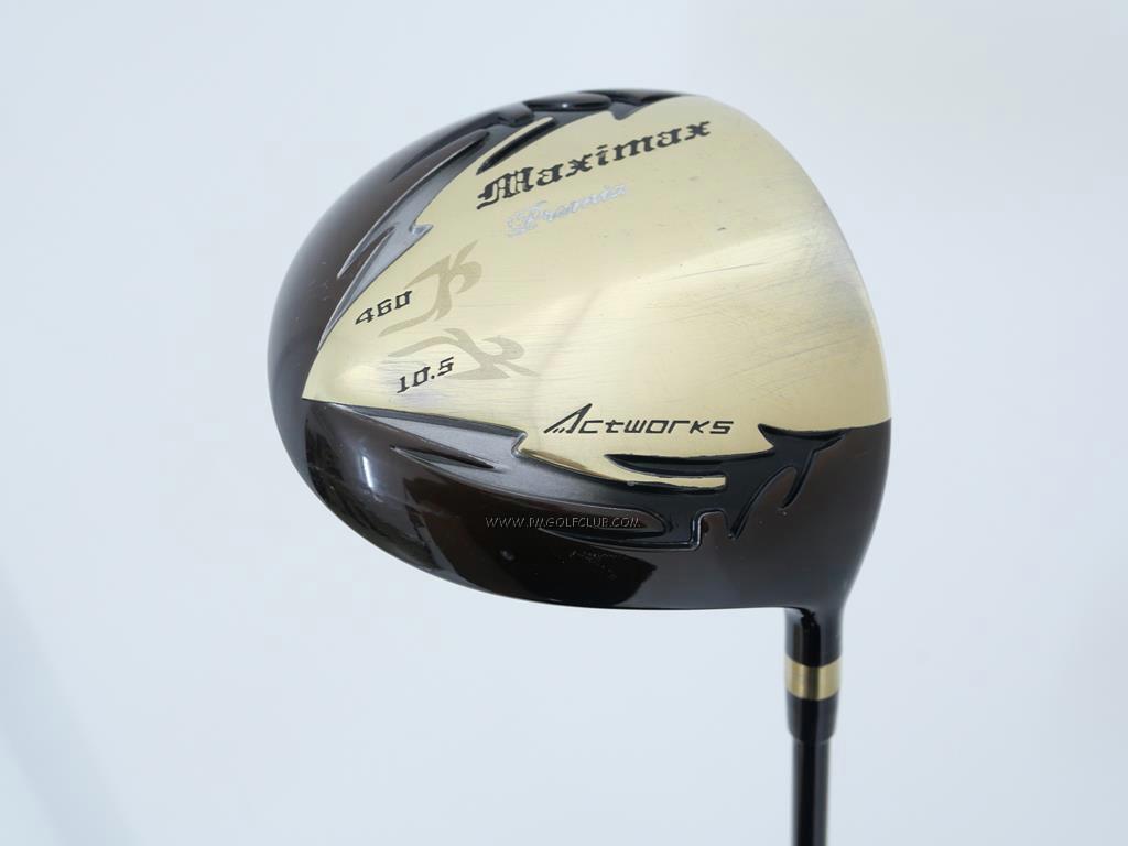 Driver : Worksgolf : Works Golf Maximax Premia (รุ่นแข่งตีไกล หน้าเด้งเกินกฏ) Loft 10.5 Flex R