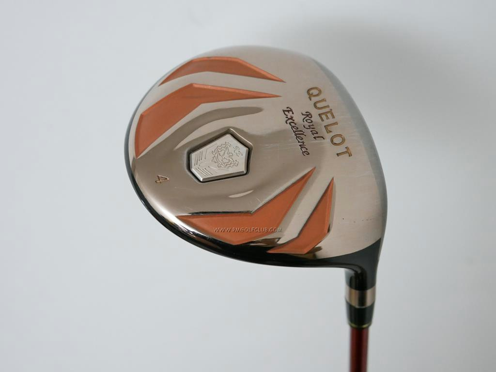 Fairway Wood : Other Brand : หัวไม้ 4 Quelot RE-12 Loft 17 Flex R