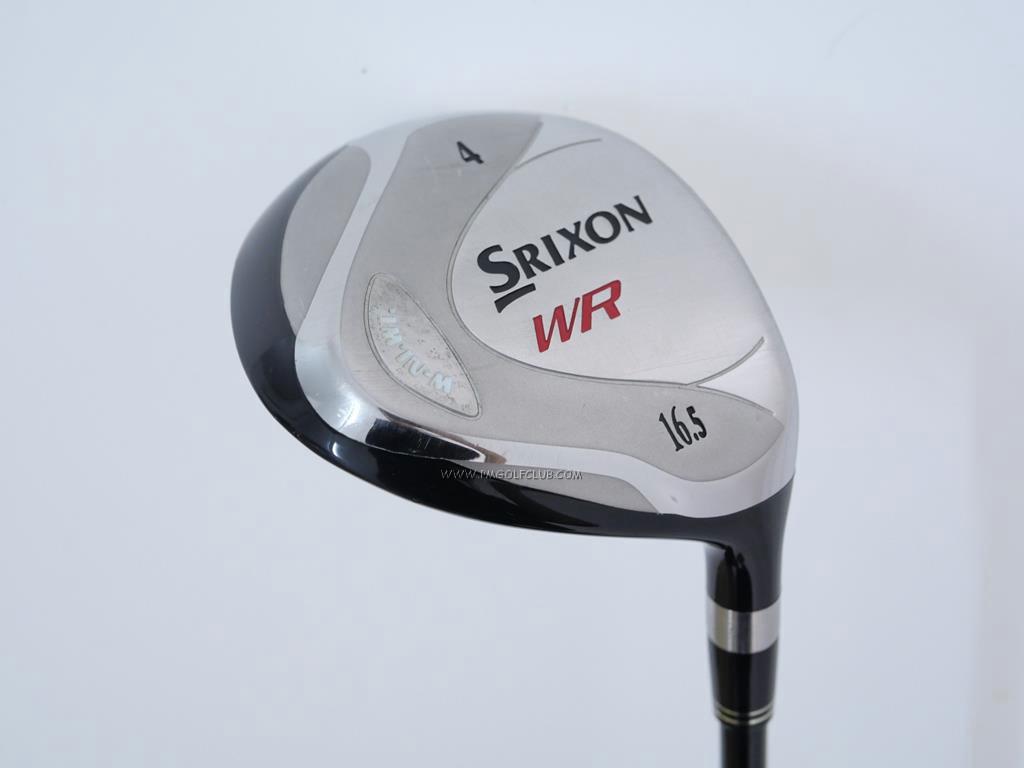 Fairway Wood : Other Brand : หัวไม้ 4 Srixon WR Loft 16.5 Flex R