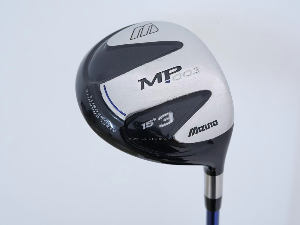 Fairway Wood : Other Brand : หัวไม้ 3 Mizuno MP-003 Loft 15 Flex S