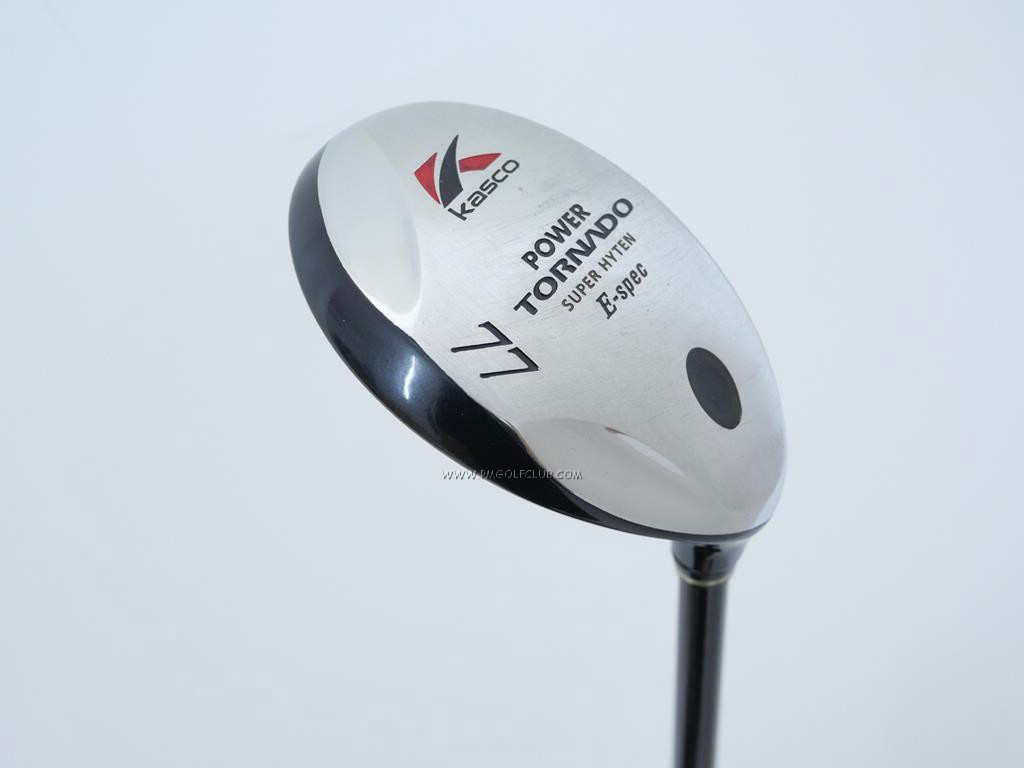 Fairway Wood : Kasco : ไม้กระเทย Kasco Power Tornado E-Spec Loft 25 Flex R