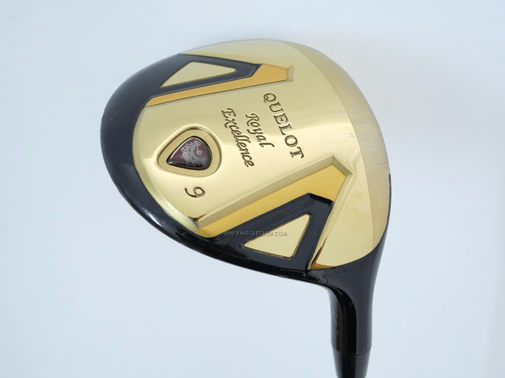 Fairway Wood : Other Brand : หัวไม้ 9 Quelot Royal Excellence RE-10 Loft 24 Flex R