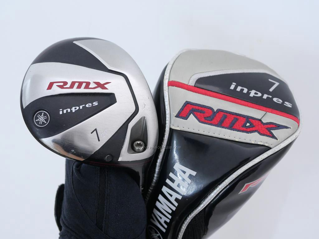 Fairway Wood : Yamaha : หัวไม้ 7 Yamaha Inpres RMX Loft 21 Flex SR
