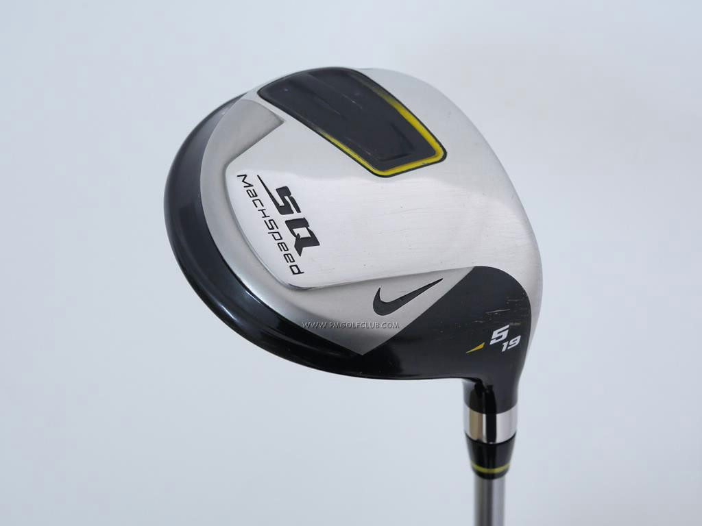 Fairway Wood : Other Brand : หัวไม้ 5 Nike SQ Machspeed Loft 19 Flex S