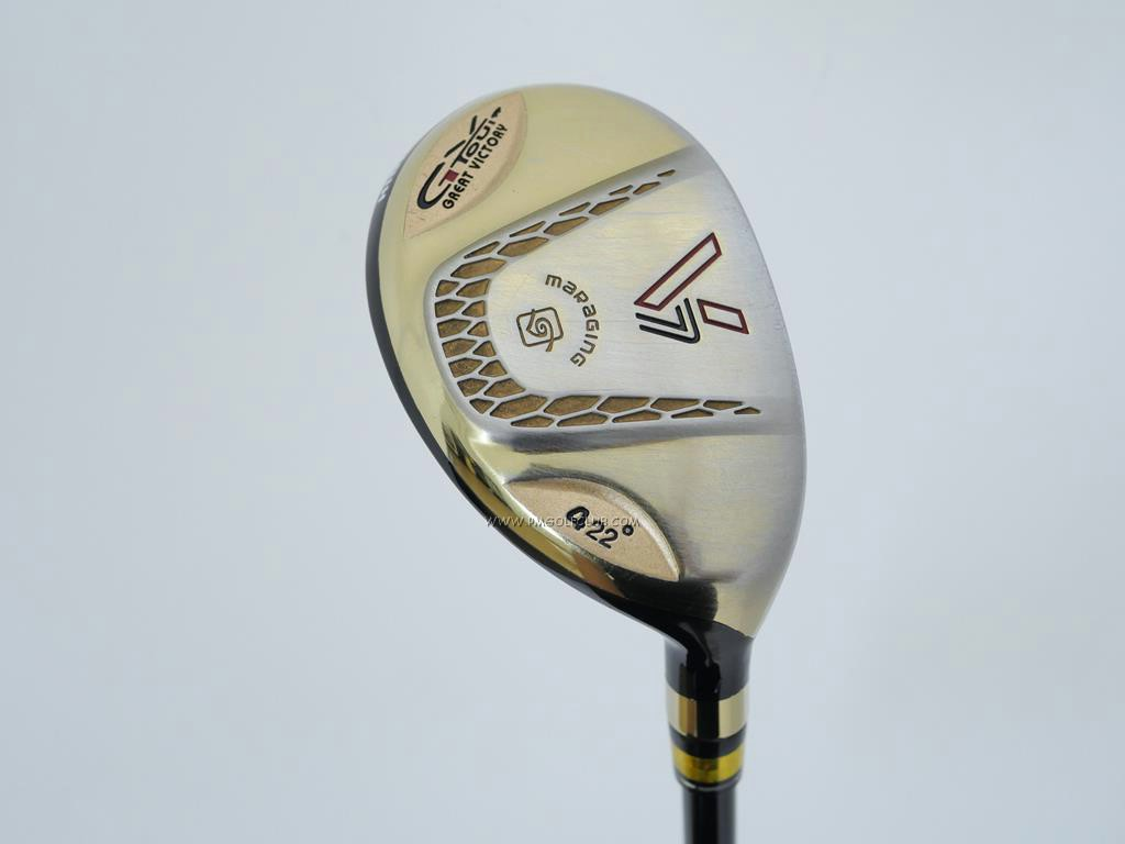 Fairway Wood : Other Brand : ไม้กระเทย GV Tour V7 Maraging Loft 22 Flex R