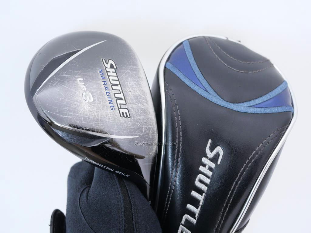 Fairway Wood : Maruman : ไม้กระเทย Maruman Shuttle Maraging (ออกปี 2016) Loft 20 Flex S