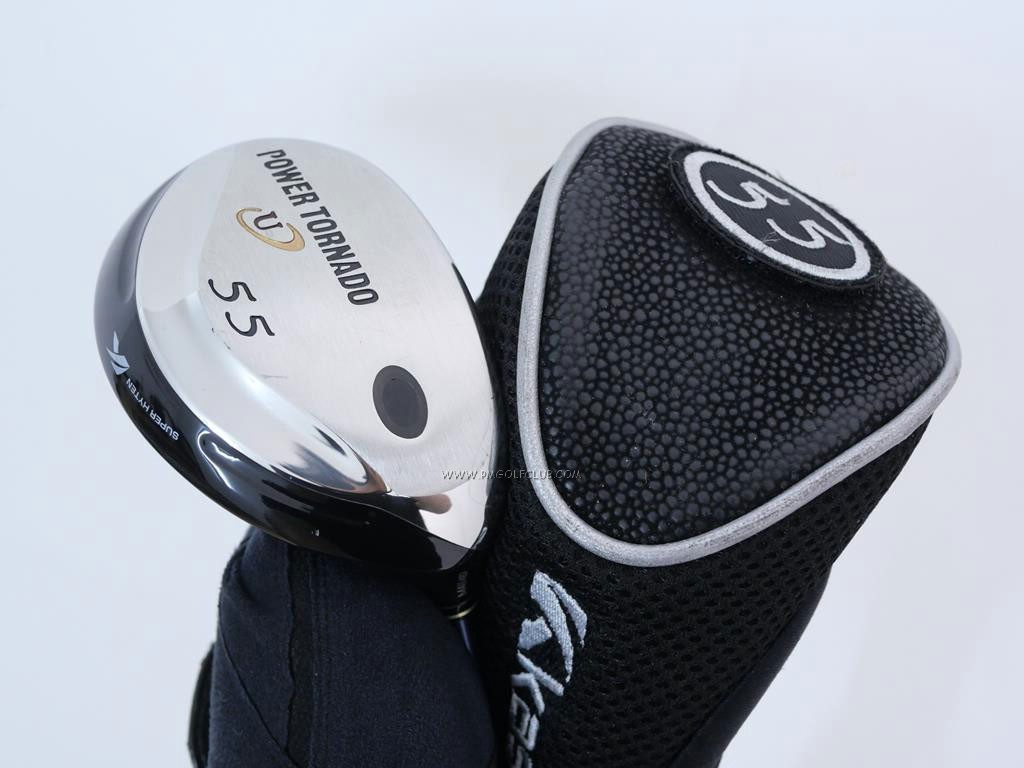 Fairway Wood : Kasco : ไม้กระเทย Kasco Power Tornado U Loft 21 Flex R