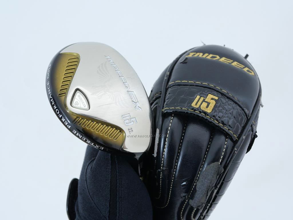 Fairway Wood : Kasco : ไม้กระเทย Kasco Indeed EX Loft 22 Flex R
