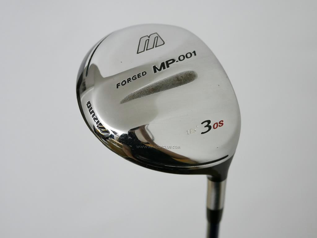 Fairway Wood : Other Brand : หัวไม้ 3 Mizuno MP-001 Forged Loft 15 ก้าน Graphite Design Blue G Flex S