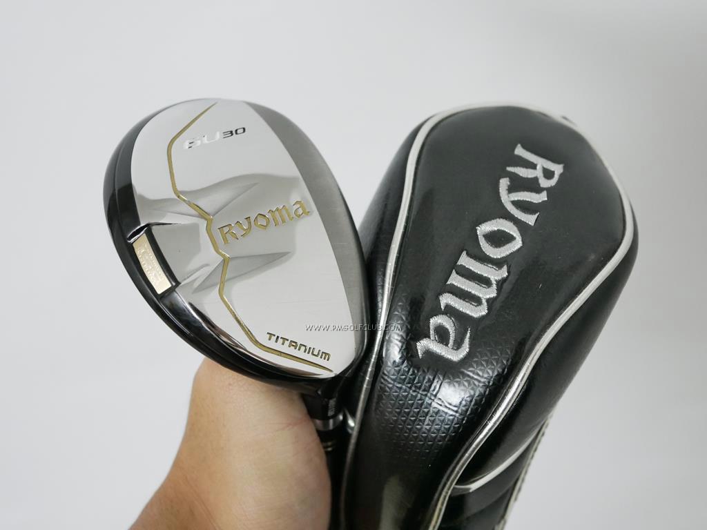 Fairway Wood : Other Brand : ไม้กระเทย Ryoma Utility (Titanium) Loft 30 ก้าน Tour AD Ryoma U Flex R