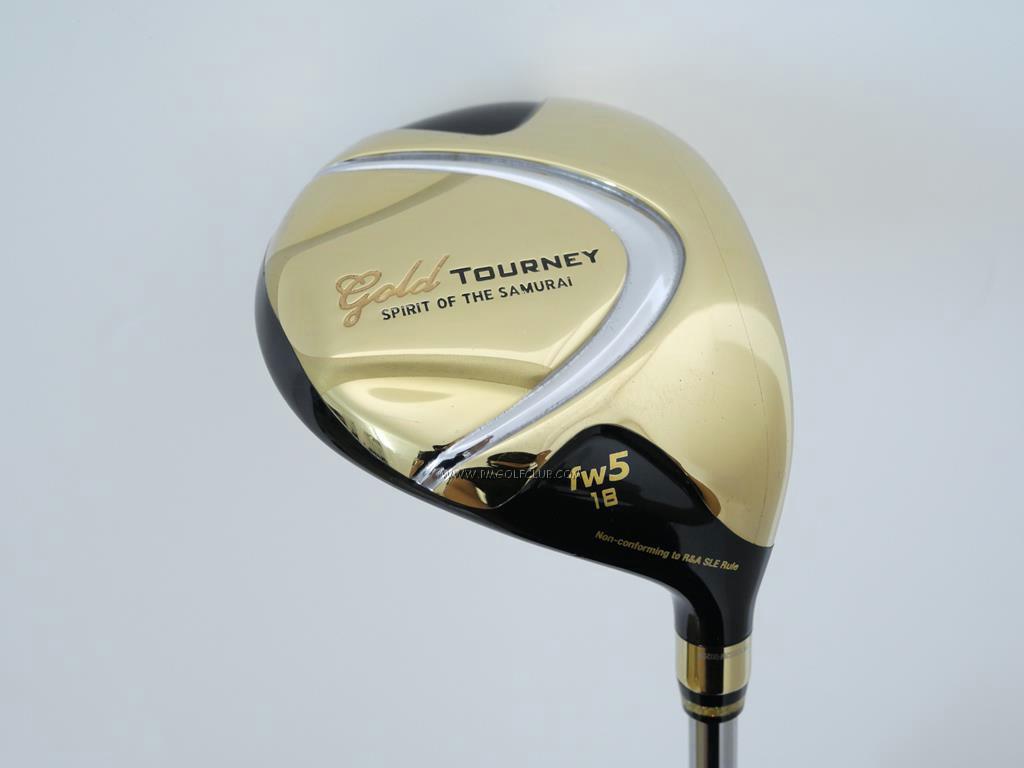 Fairway Wood : Other Brand : หัวไม้ 5 Macgregor Gold Tourney (หน้าเด้ง Non-Conform รุ่นท๊อปสุดๆ) Loft 18 Flex R