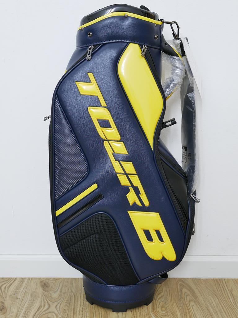 Golf Bag : All : **ของใหม่** ถุงกอล์ฟ Bridgestone Tour B CBG712 ขนาด 9 นิ้ว