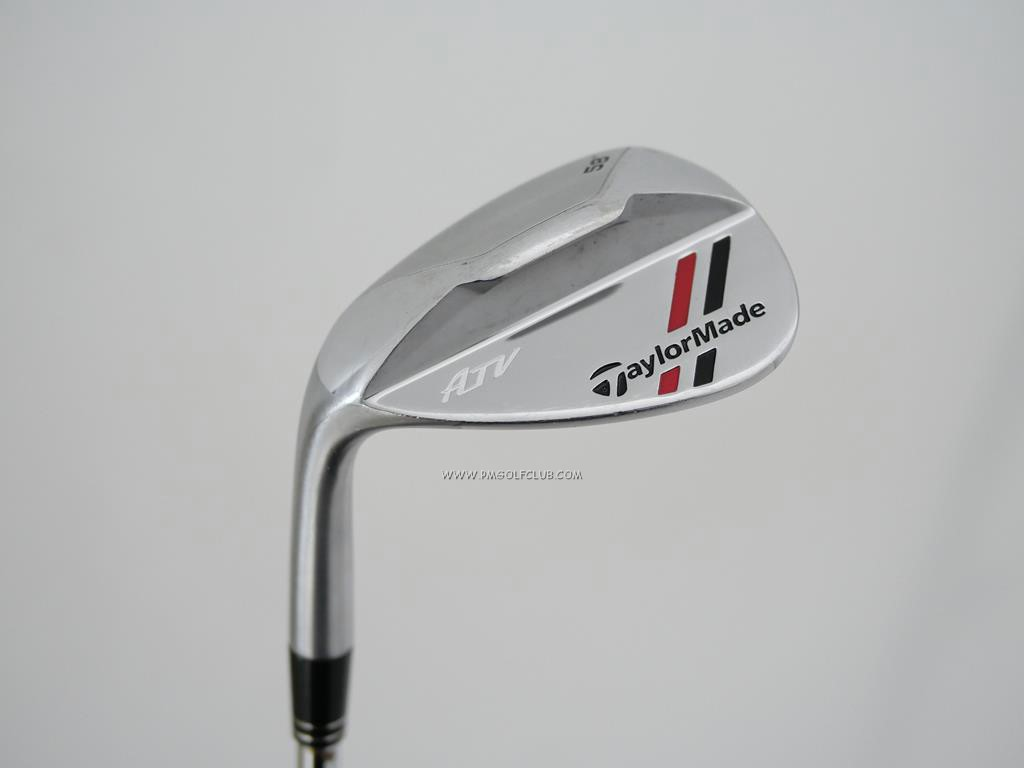 x.. Left Handed ..x : All : Wedge Taylormade ATV Loft 58 ก้านเหล็ก KBS Flex S