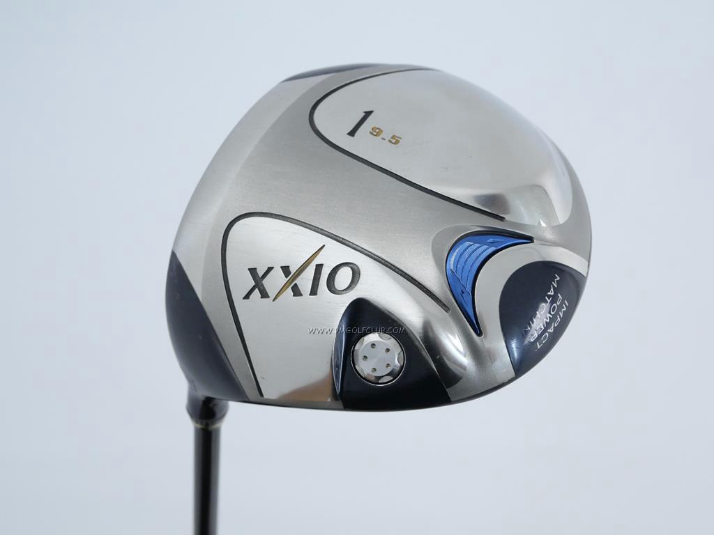 x.. Left Handed ..x : All : ไดรเวอร์ XXIO Impact Power Matching (460cc.) Loft 9 ก้าน MP-300 Flex SR
