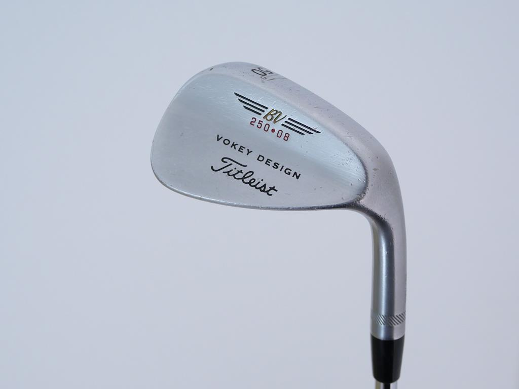 Wedge : Other : Wedge Titleist Vokey Forged Loft 50 ก้านเหล็ก Dynamic Gold Wedge