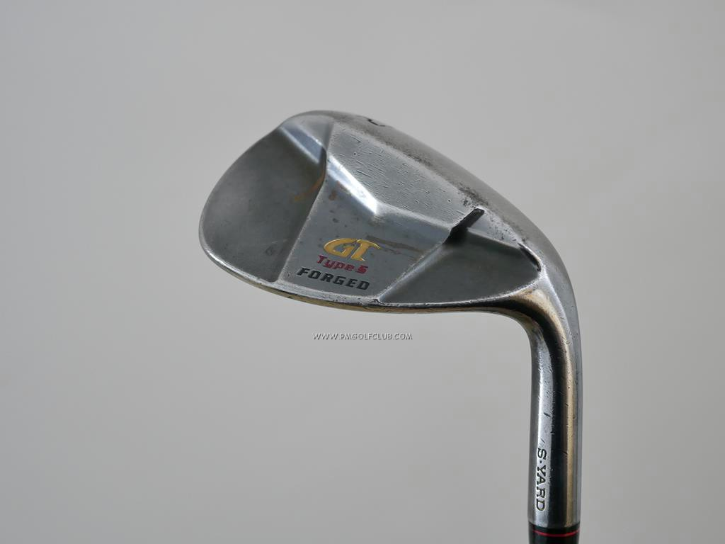 Wedge : Other : Wedge S-Yard GT Type S Forged Loft 52 ก้านกราไฟต์ Flex R