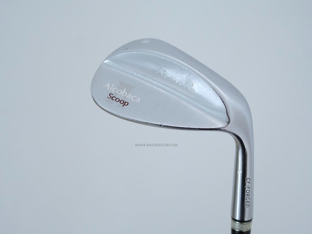 Wedge : Romaro : Wedge Romaro Alcobaca II Scoop Forged Loft 50 ก้านเหล็ก NS Pro Modus 115 Flex S
