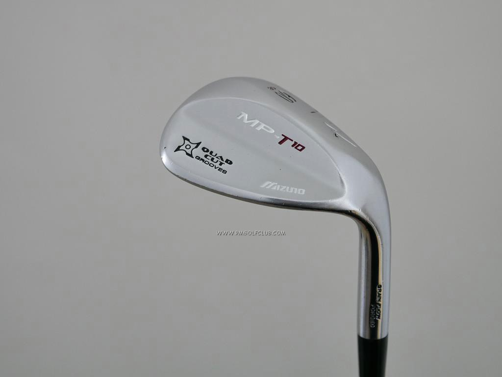 Wedge : Other : Wedge Mizuno MP-T10 Forged Loft 60 ก้านเหล็ก Dynamic Gold S200