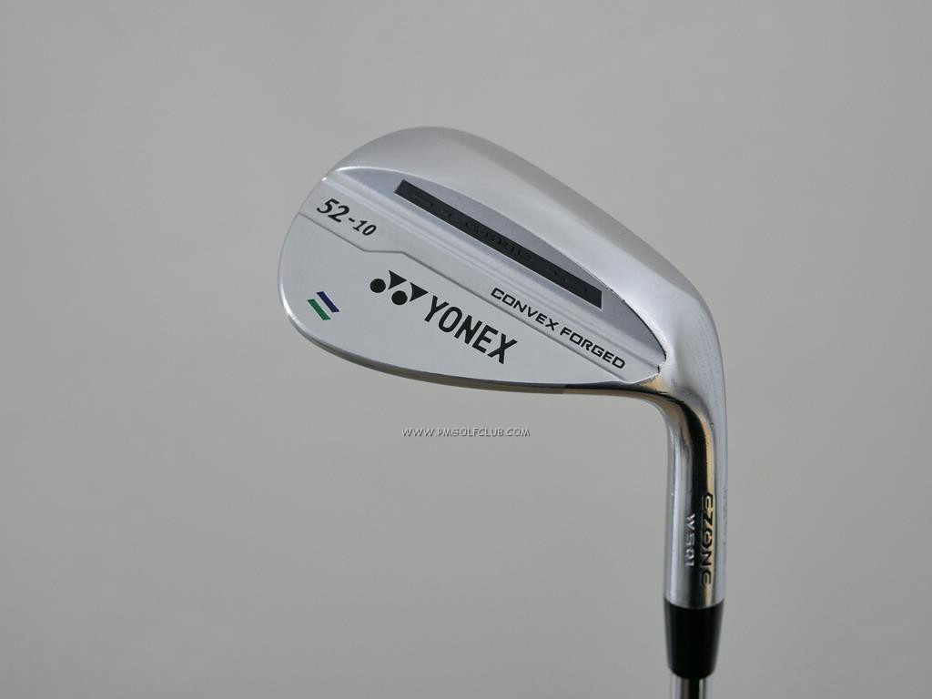 Wedge : Other : Wedge Yonex E-Zone W501 Convex Forged (รุ่นใหม่) Loft 52 ก้านเหล็ก Dynamic Gold S200