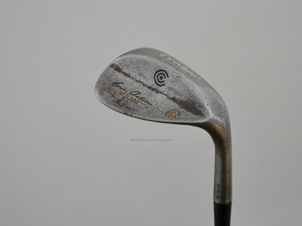Wedge : Cleveland : Wedge Cleveland 588 Loft 60 ก้าน Dynamic Gold S300