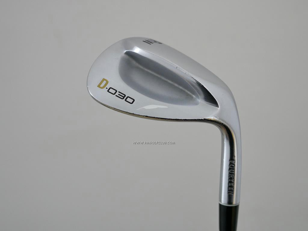 Wedge : Fourteen : Wedge Fourteen D-030 Forged Loft 51 ก้านเหล็ก NS Pro 950 HT Wedge Flex