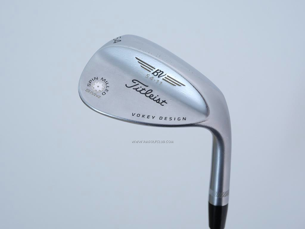 Wedge : Other : Wedge Titleist Vokey SM4 Loft 54 ก้าน Dynamic Gold S200