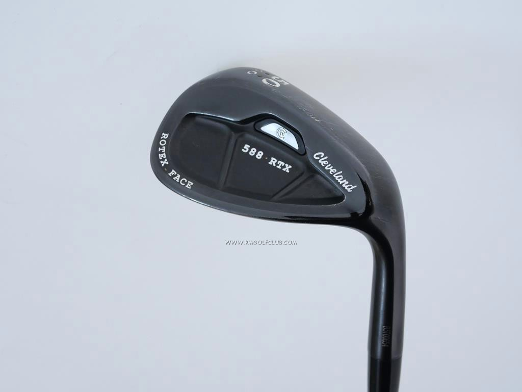 Wedge : Cleveland : Wedge Cleveland 588 RTX Rotex Loft 50 ก้าน Dynamic Gold S200