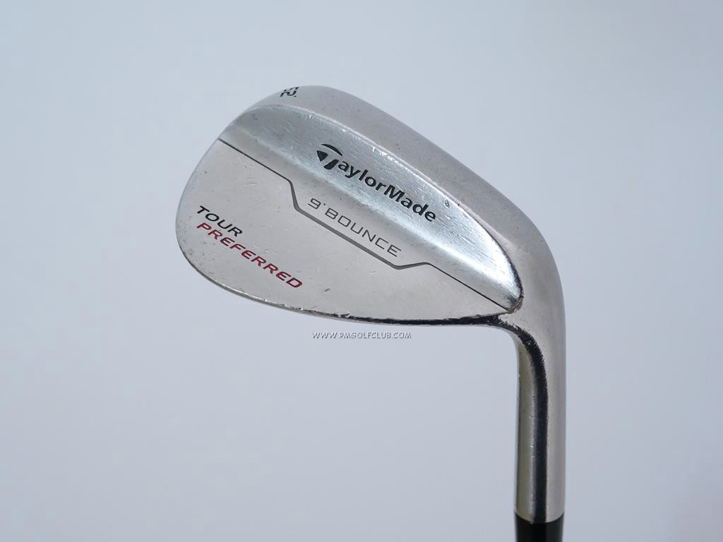 Wedge : Taylormade : Wedge Taylormade Tour Preferred Loft 52 ก้านเหล็ก Dynamic Gold S200