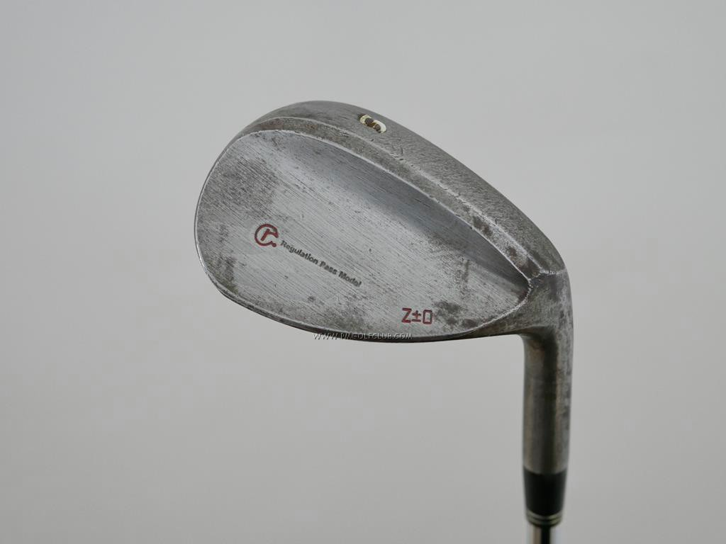 Wedge : Zodia : Wedge Zodia Regulation Pass Model Loft 56 ก้านเหล็ก NS Pro Flex S