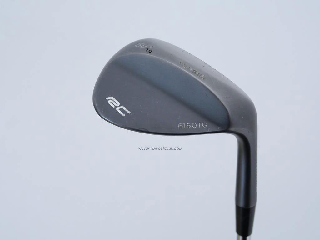 Wedge : Other : Wedge RC (Royal Collection) 6150TG Loft 60 ก้านเหล็ก Dynamic Gold S200