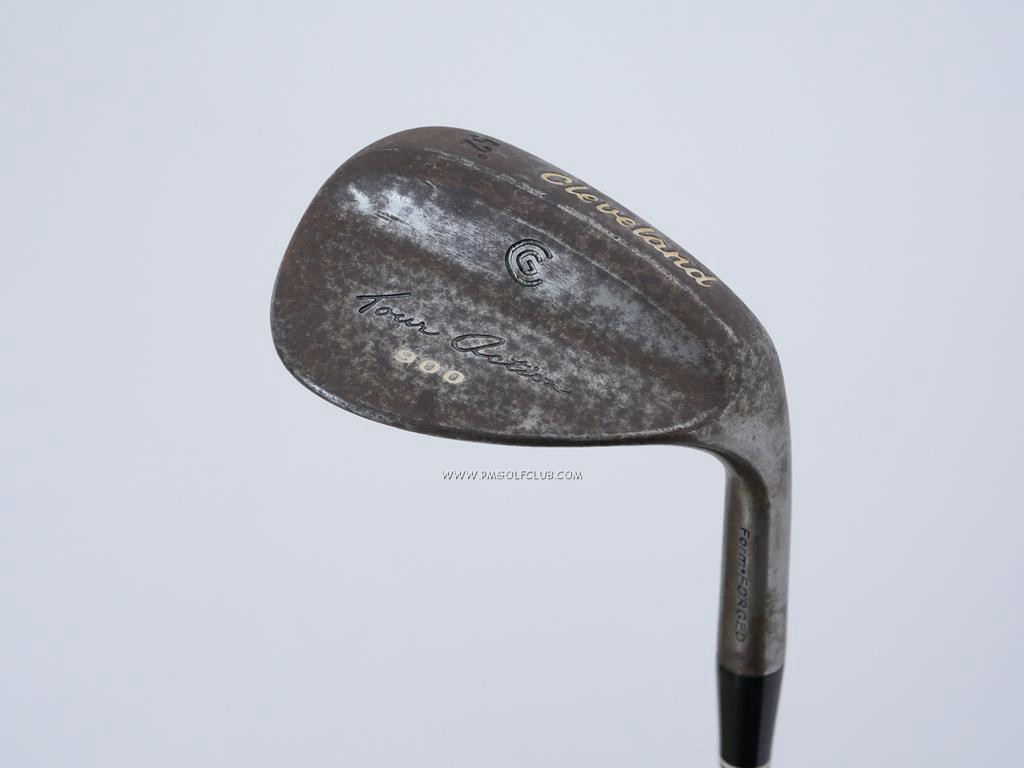 Wedge : Cleveland : Wedge Cleveland 900 Forged Loft 52 ก้านเหล็ก Dynamic Gold Flex S