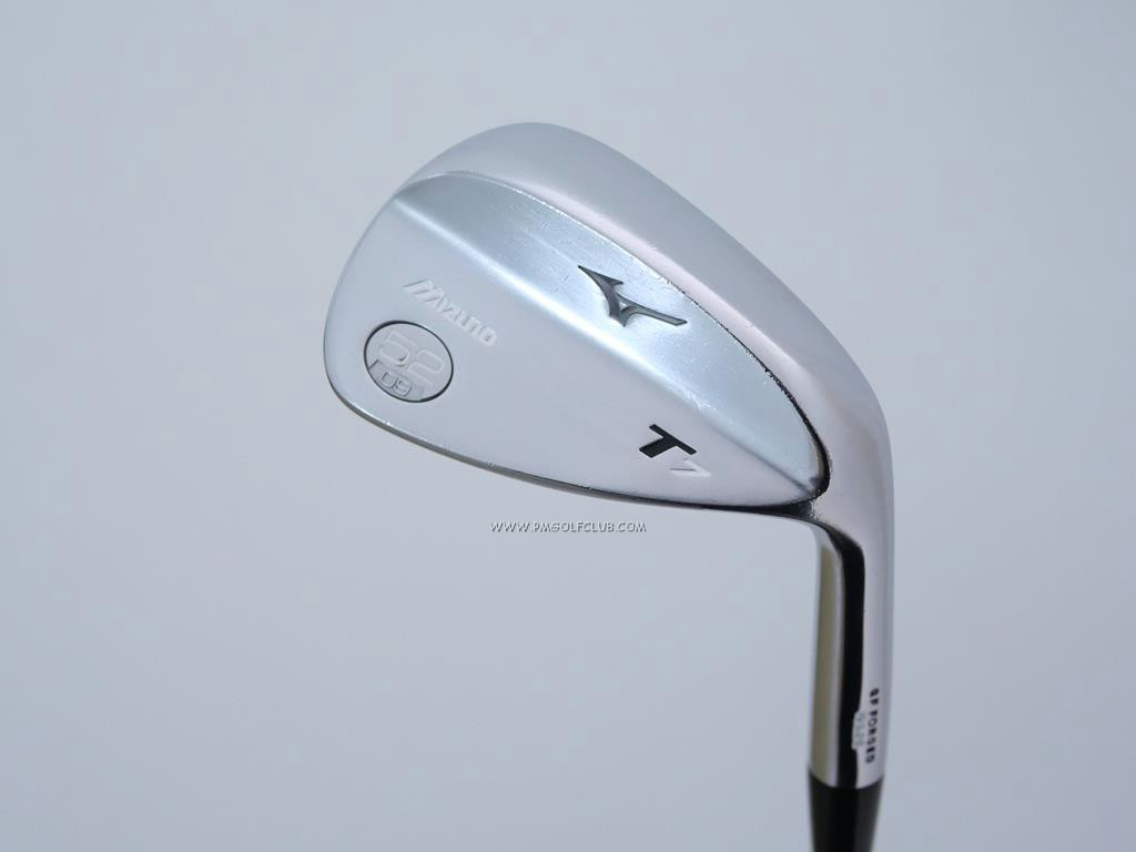 Wedge : Other : Wedge Mizuno T7 Forged Loft 52 ก้านเหล็ก Dynamic Gold S200