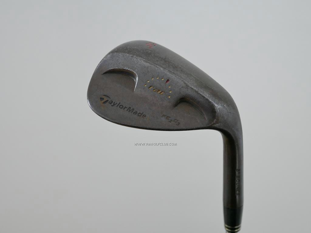 Wedge : Taylormade : Wedge Taylormade RAC Forged Loft 58 ก้านเหล็ก Dynamic Gold Flex S