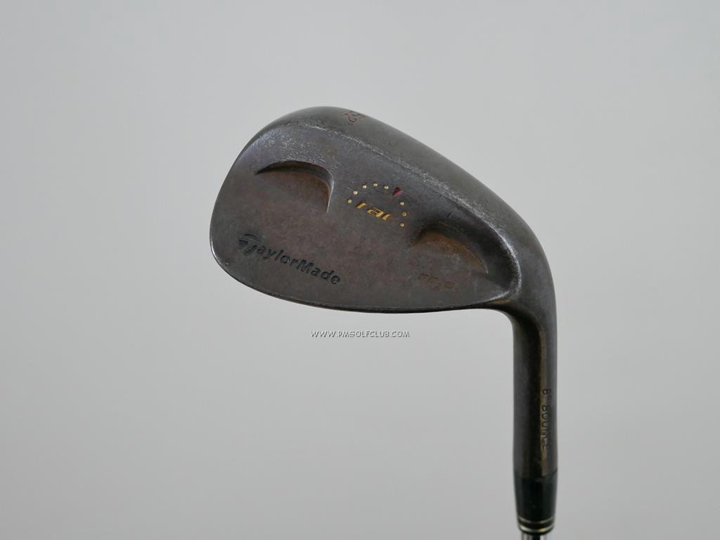 Wedge : Taylormade : Wedge Taylormade RAC Forged Loft 52 ก้านเหล็ก Dynamic Gold Flex S