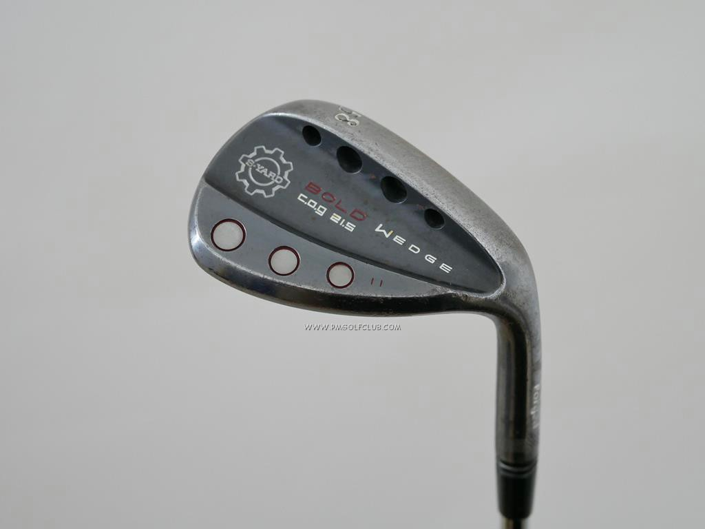 Wedge : Other : Wedge S-Yard BOLD Forged Loft 58 ก้านเหล็ก Flex S
