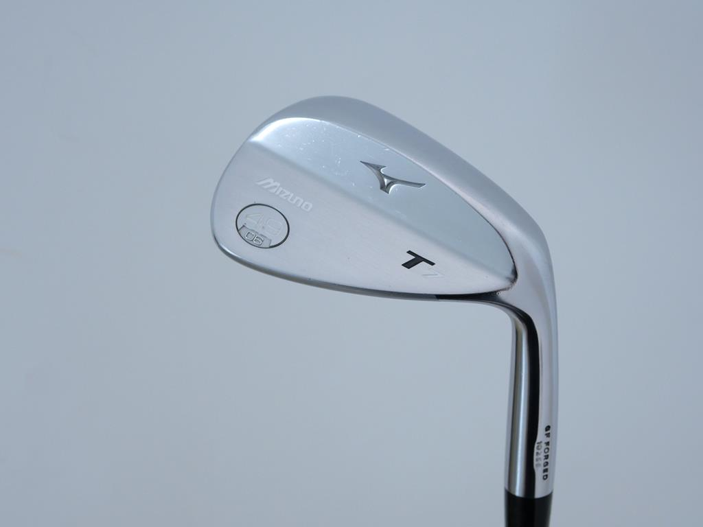 Wedge : Other : Wedge Mizuno T7 Forged Loft 49 ก้านเหล็ก Dynamic Gold X100