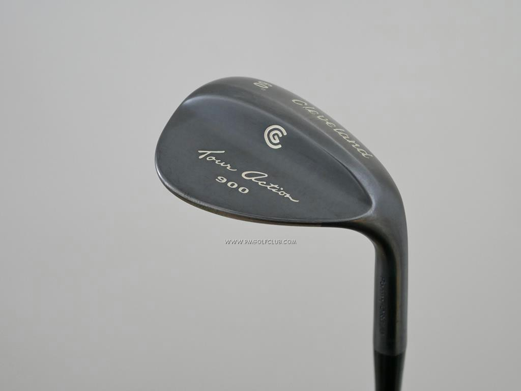 Wedge : Cleveland : Wedge Cleveland 900 Low Bounce Loft 60 ก้านเหล็ก Dynamic Gold Flex S