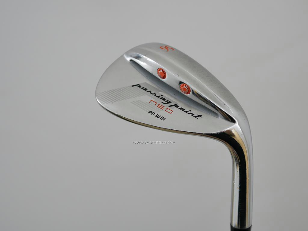 Wedge : Miura : Wedge Miura Passing Point NEO PP-W01 Forged Loft 56 ก้านเหล็ก Shimada K's-3001 Flex S