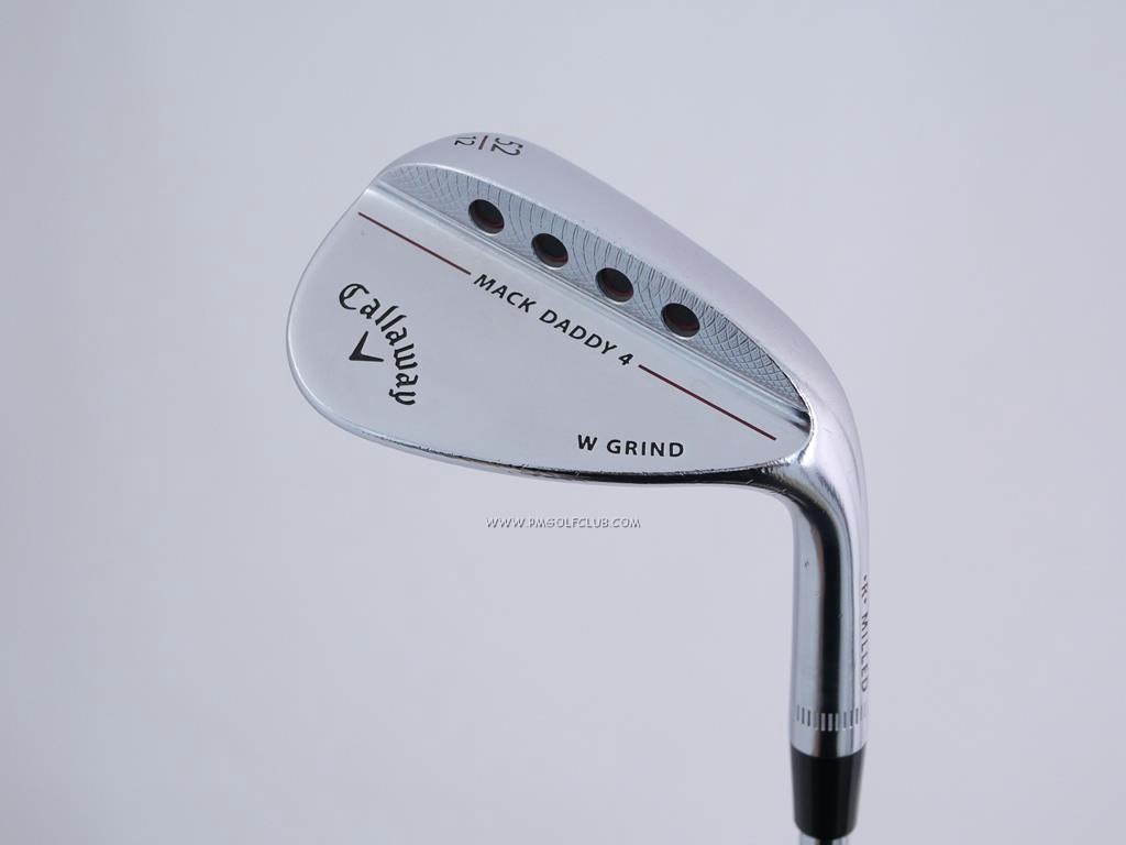 Wedge : Callaway : Wedge Callaway Mack Daddy 4 Milled Loft 52 ก้านเหล็ก Dynamic Gold S200
