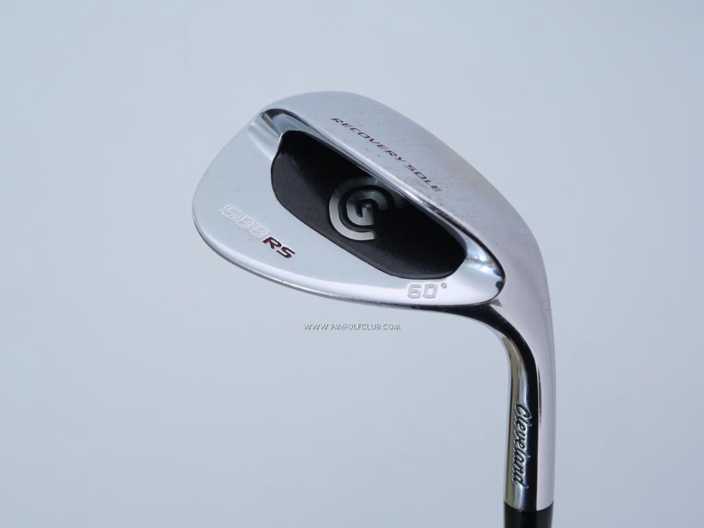 Wedge : Cleveland : Wedge Cleveland 588 RS Loft 60 ก้านเหล็ก Dynamic Gold Flex S
