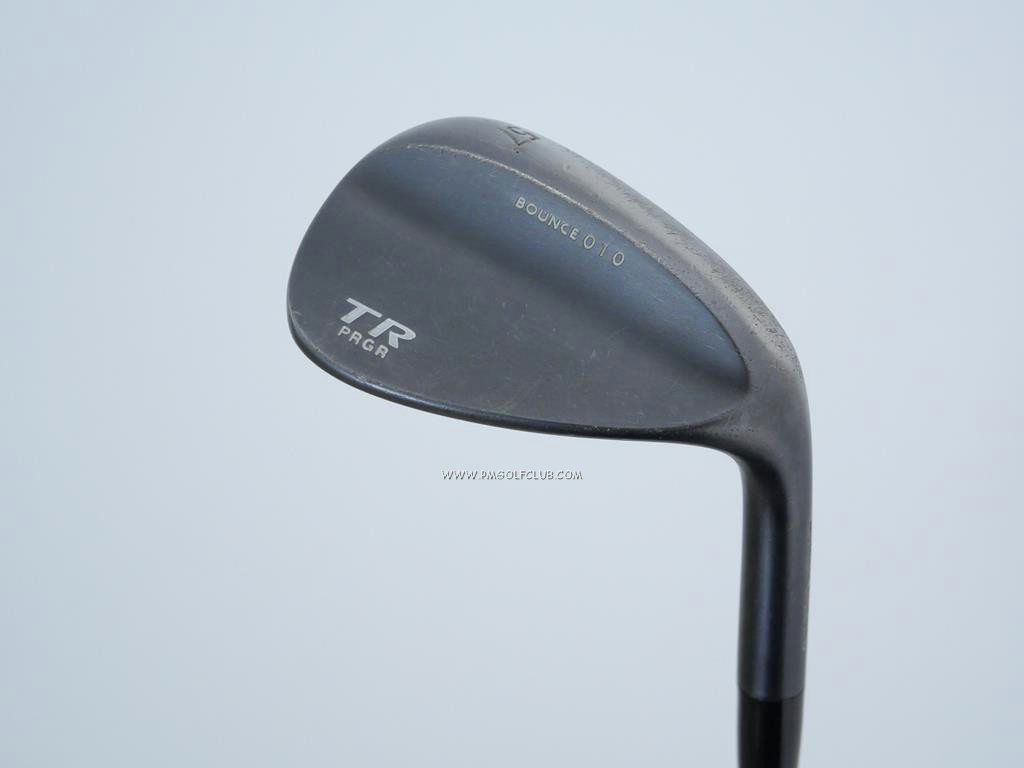 Wedge : Other : Wedge PRGR TR Forged Loft 57 ก้านเหล็ก Flex S